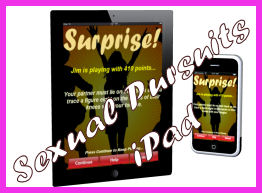 Sexual Pursuits Mobile edition sex game buy button
